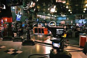 at the NBC Channel 6 StudioMiramar, FL
