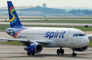 spirit airlines  Miramar, Florida